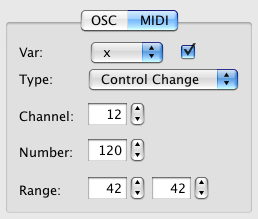Soundcheck: Touch OSC layouts for iPad & iPhone (Free downloads