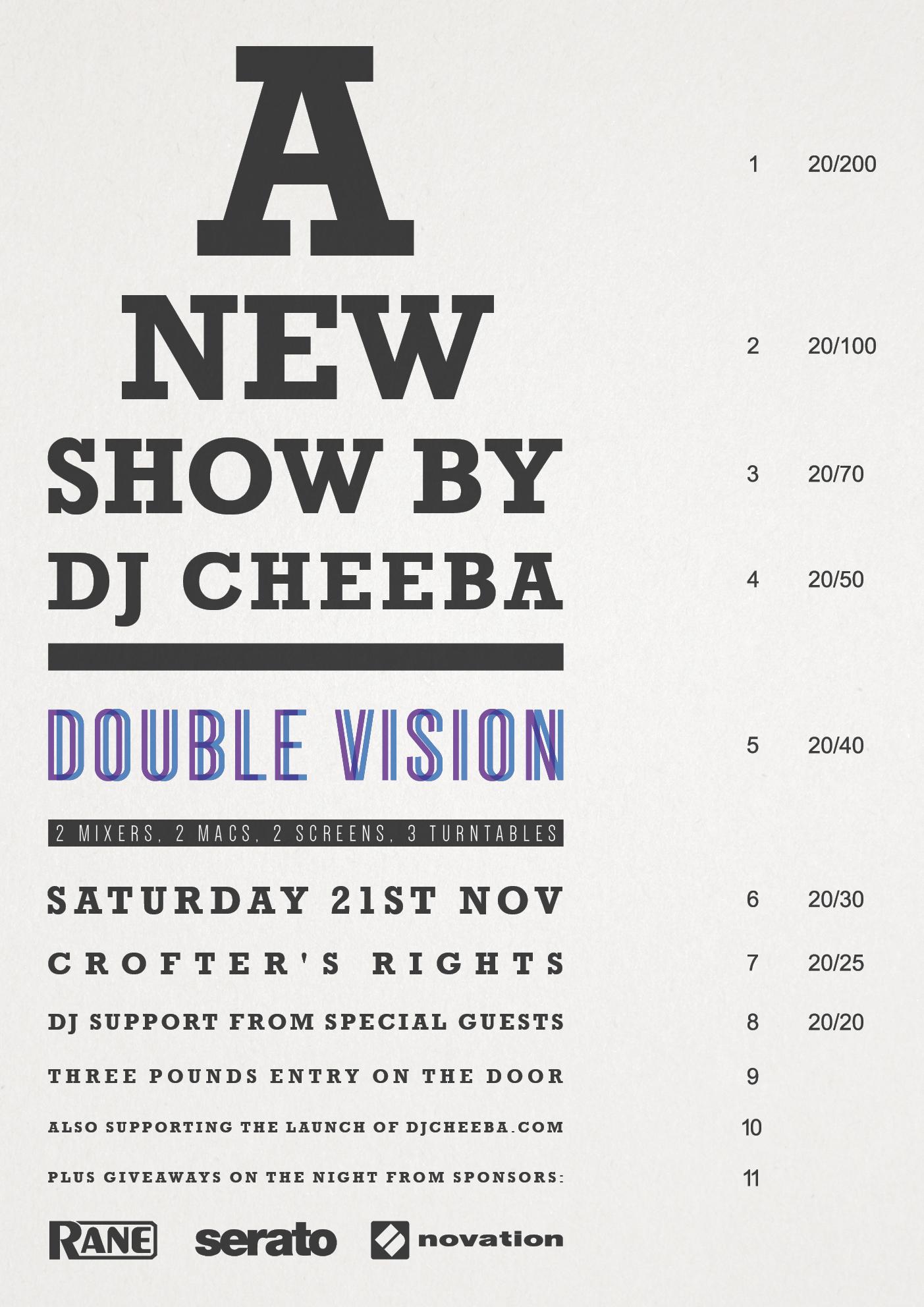 'Double Vision' Premier