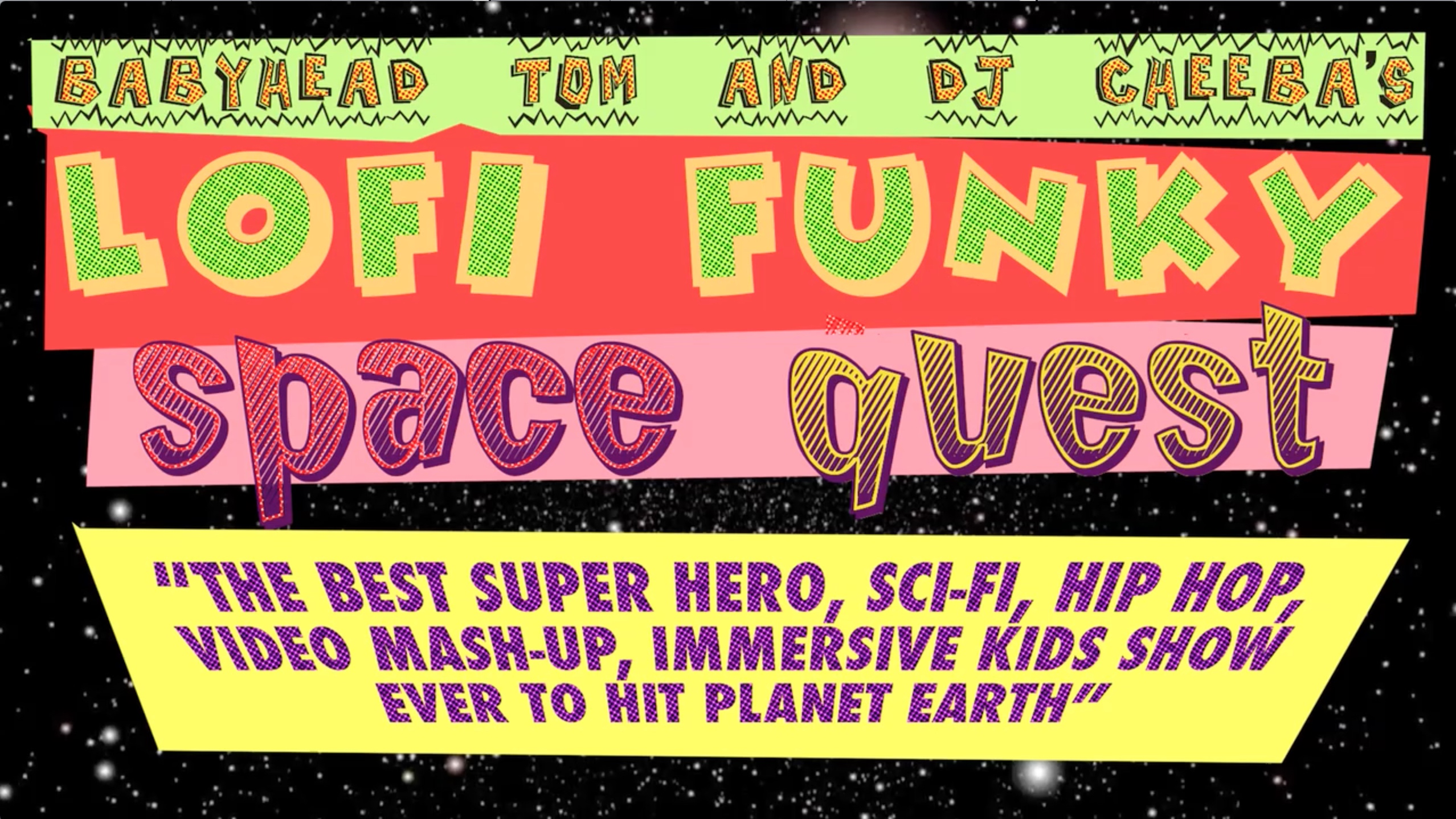 LoFi Funky Space Quest