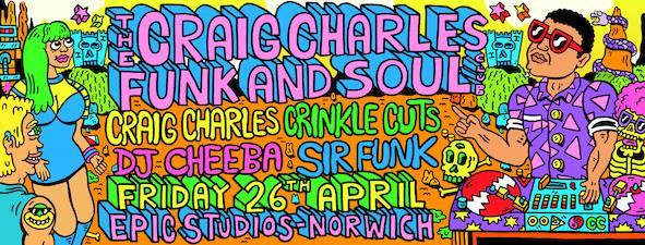 Funk and Soul Club – Norwich