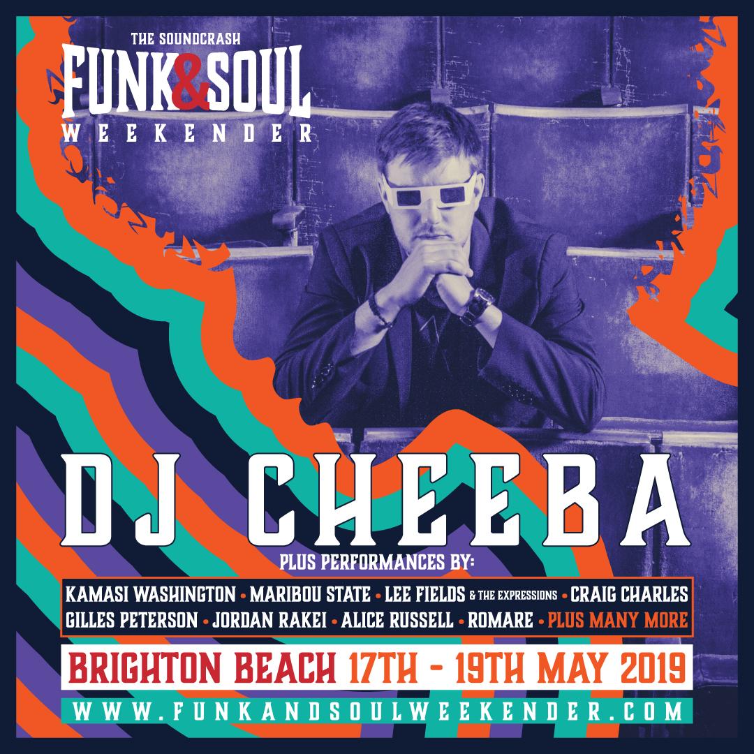 Funk and Soul Weekender (AV Show)